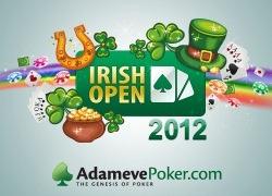 IRISH OPEN 2012
