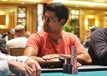 В качестве чиплидира день 4 мейн-ивента Seminole Hard Rock Poker Open начнет Мукул Пахуджа