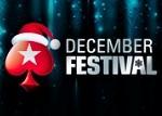 27.000.000$ будут разыграны в покер руме PokerStars в рамках серии December Festival