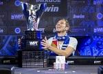 Юлиан Томас стал новоиспеченным чемпионом bwin WPT Prague