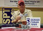 Глен Биддл стал победителем мейн-ивента Senior Poker Tour