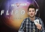 Феликс Шульц стал первым победителем  живого Flipout-турнира от FTP