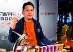 Победителю WPT500 Шону Ю достался приз в 260 000$