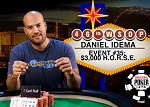 261 774$ получил Даниэль Айдима за победу в 35-ом ивенте WSOP